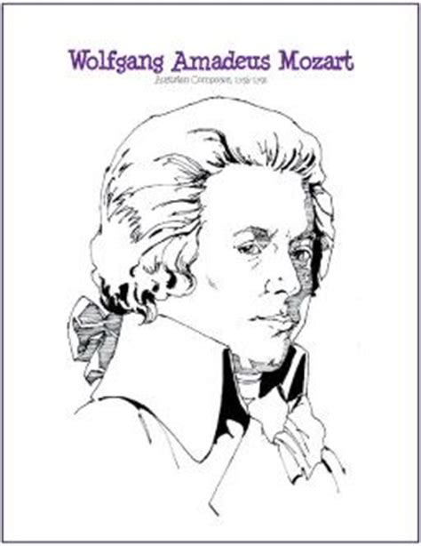 mozart biography for elementary 1000 images about mozart for kids biography lessons