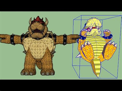 wii vs n64 graphics system wii u vs 3ds vs n64 vs ds vs wii 3d model comparison