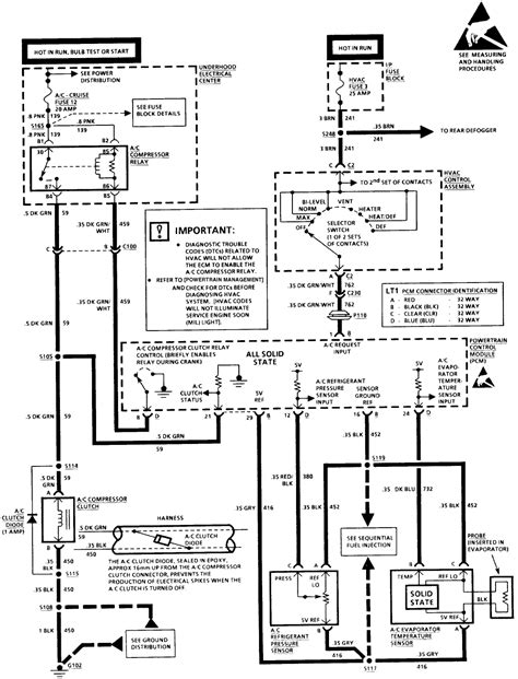 Where Is The Air Conditioning Low Pressure Switch On A