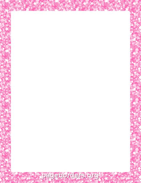 wallpaper glitter border gold glitter border with pink background clipart
