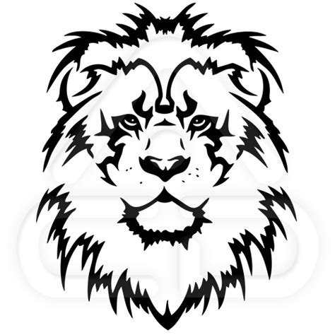 tattoo stencil paper wiki image leao02a 500x500 png animal jam clans wiki