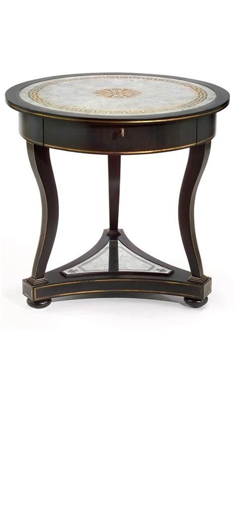 elegant accent tables side tables end tables accent tables classic eglomise