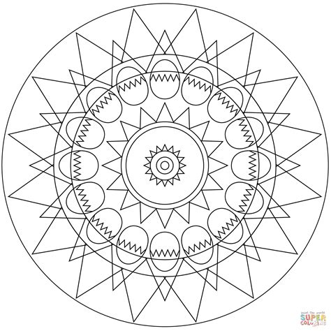 mandala coloring pages easter click the easter eggs mandala coloring pages to view