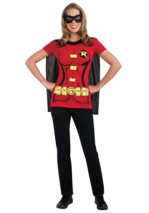 robin costume womens robin t shirt costume