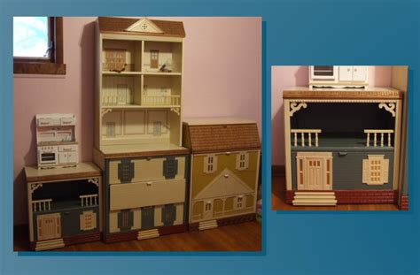 breathtaking singer dollhouse furniture 12 with additional