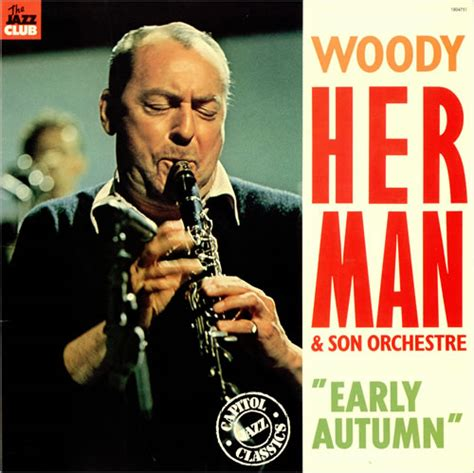 Piringan Hitam Vinyl Woody Herman The Herd Jazz Hoot woody herman early autumn vinyl lp album lp record 468835