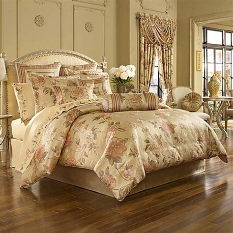 j queen new york comforter set buy j queen new york heritage coral comforter set from