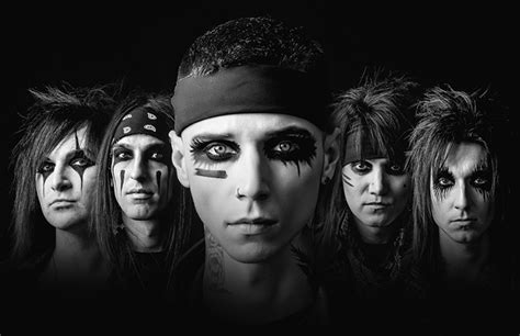 black veil brides exclusive black veil brides release first single from