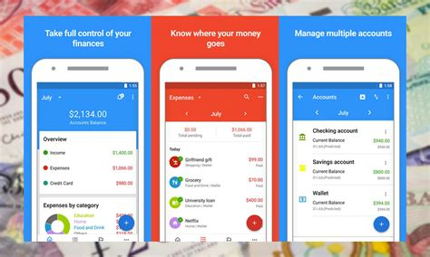 best android budget app best budget apps for android 2018 manage personal finance efficiently with these apps