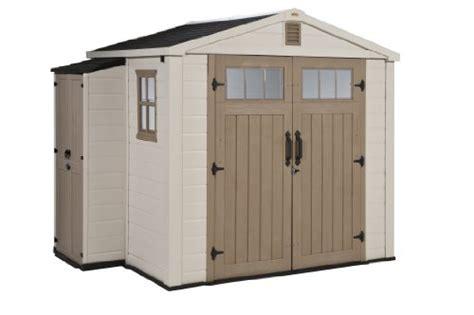 lifetime sheds keter 17197110 infinity 8x6 storage