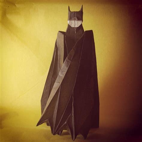 Batman Origami - 29 marvel ous origami superheroes