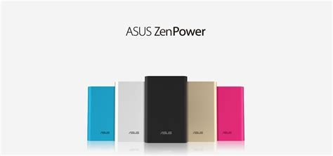 Powerbank Asus Zenpower Ultra asus zenpower credit card size 10050mah ultra fast power bank the unbiased