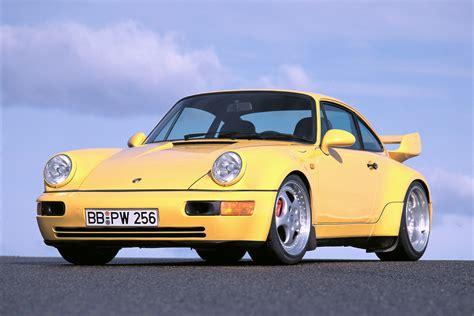 porsche 964 rs top eight rarest factory built porsche 911s of all time