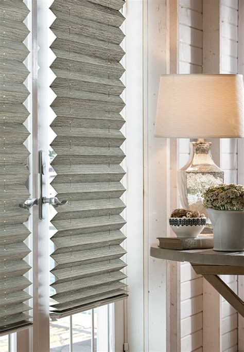 Pleated Shades Pleated Shades See Custom Window Treatments