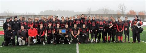 section xi football crusader teams headed to state tournament mayer lutheran
