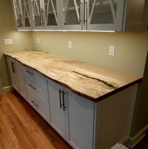 Wooden Kitchen Countertops Best 25 Wood Countertops Ideas On Pinterest Wood Kitchen Countertops Kitchen Counters And