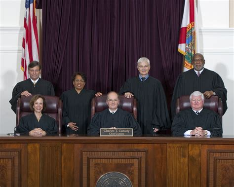 Florida State Court Records File Florida Supreme Court Jpg Wikimedia Commons