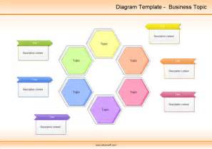 diagram template diagram template business topic