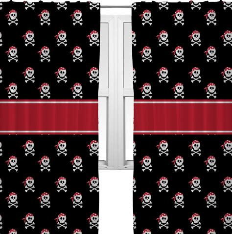 pirate curtains pirate custom curtains 2 panels per set baby n toddler