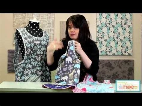 sewing apron youtube apron sewing patterns apron sewing and aprons on pinterest