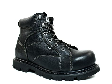 Boot Original Sepatu Boot Tracking Sepatu Steel Toe Safety caterpillar track st s steel toe boots work and safety