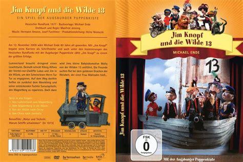 jim knopf und lukas der lokomotivführer dvd augsburger puppenkiste jim knopf und die wilde 13 dvd