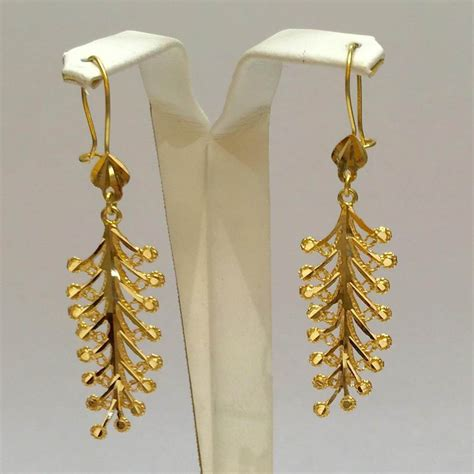 Earrings For by 24 Gold Earrings Designs Ideas Design Trends Premium