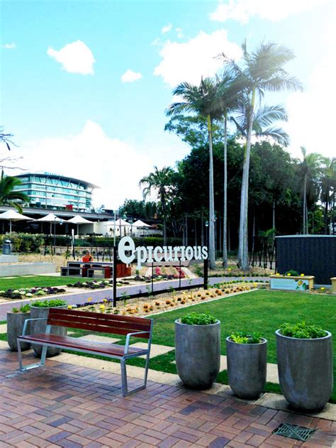 Landscape Architecture Brisbane Epicurious Garden Brisbane S New Edible Garden