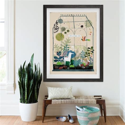 Find Your Happy Place Wall Art Prints by Chris Lensch   Minted