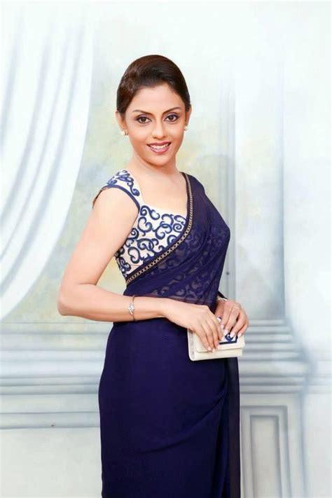 sri lankan actress saree designs 2018 sri lankan actress yashoda wimaladharma saree b s