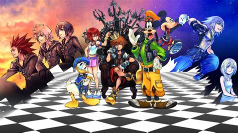 kingdom hearts rumor new kingdom hearts 3 trailer to be featured at e3 2016