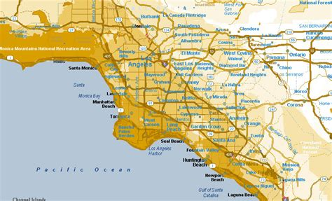 los angeles on map of usa drywood termites in the usa and greater los angeles www