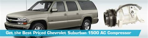 four seasons 174 chevy avalanche with 10s20f compressor chevrolet suburban 1500 ac compressor air conditioning gpd denso uac four seasons action
