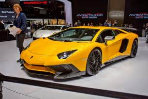 Lamborghini Aventador 2016 2016 Lamborghini Aventador Sv Review Specification Price