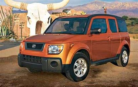 mpg honda element 2006 used 2006 honda element for sale pricing features