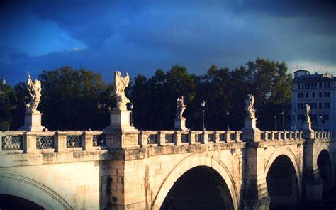 powerful meaning  romes beautiful bridge  angels  people  churchpop