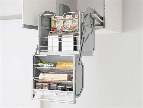 Kitchen Storage Systems - easy storage