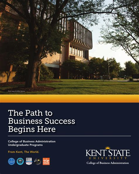 Southeast Missouri State Mba Ranking by College Of Business Administration Kent State