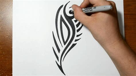 how to draw a tattoo design on paper cool drawings and sketches drawing arts sketch