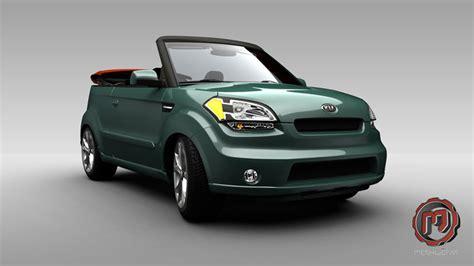 Kia Convertible 2014 How About A Soul Panel Wagon