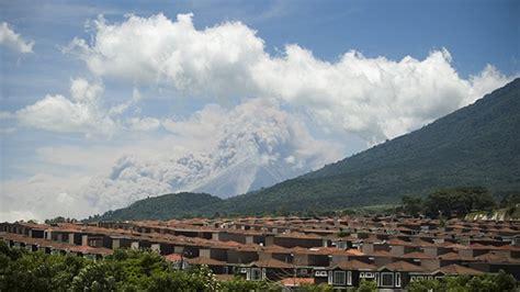 Töff Meilen by El Volc 225 N De Fuego Despierta En Guatemala M 225 S De 33 000