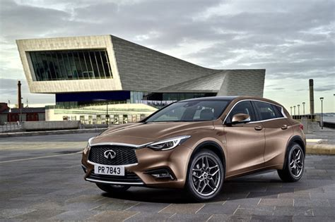 best luxury hatchback infiniti q30 luxury hatchback revealed car news import