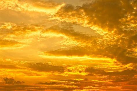 Sky Gold golden sky photo yellow sky digital photography