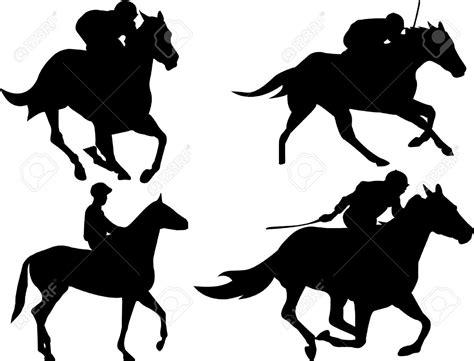 clipart cavalli racing clipart graphics