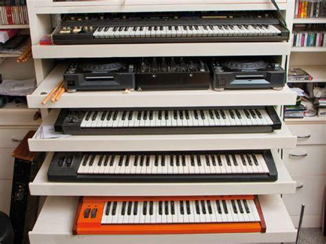 Keyboard Storage Rack keyboard racks gearslutz