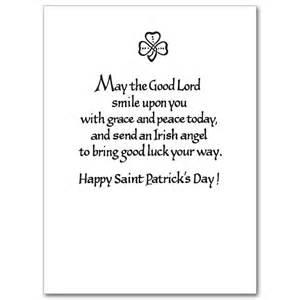a s day prayer st s day card