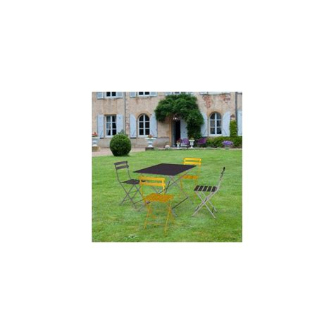 salon de jardin fermob bistro table l117 l77 cm 4