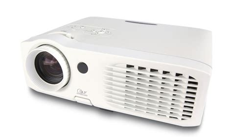 optoma p full hd home theater projector groupon