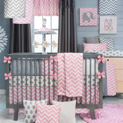 Cheap Chevron Crib Bedding Online Get Cheap Chevron Crib Set Aliexpress Com