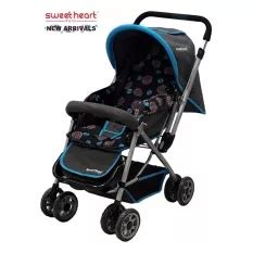 Gb Stroller 613 Strete Black sweet cs286 safety car seat with side
